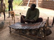Chile_xylophone_in_action