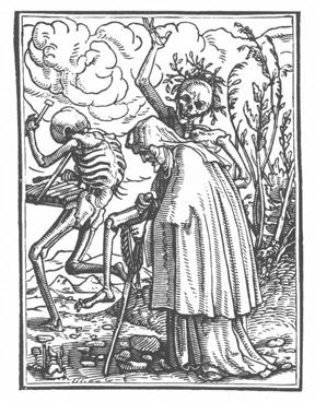 Holbein Danse Macabre